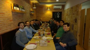 EQUALJOINTS meeting in Coimbra,