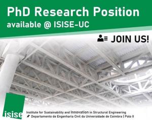 PhD position at University of Coimbra