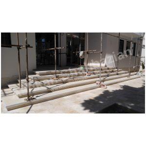 مدرن ویلا - پله ورودی - اشکان شهبازیان - طراحی - ساخت - مشاوره