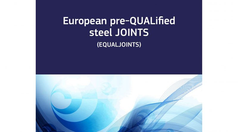 European pre-QUALified steel JOINTS (EQUALJOINTS) Final report – Study